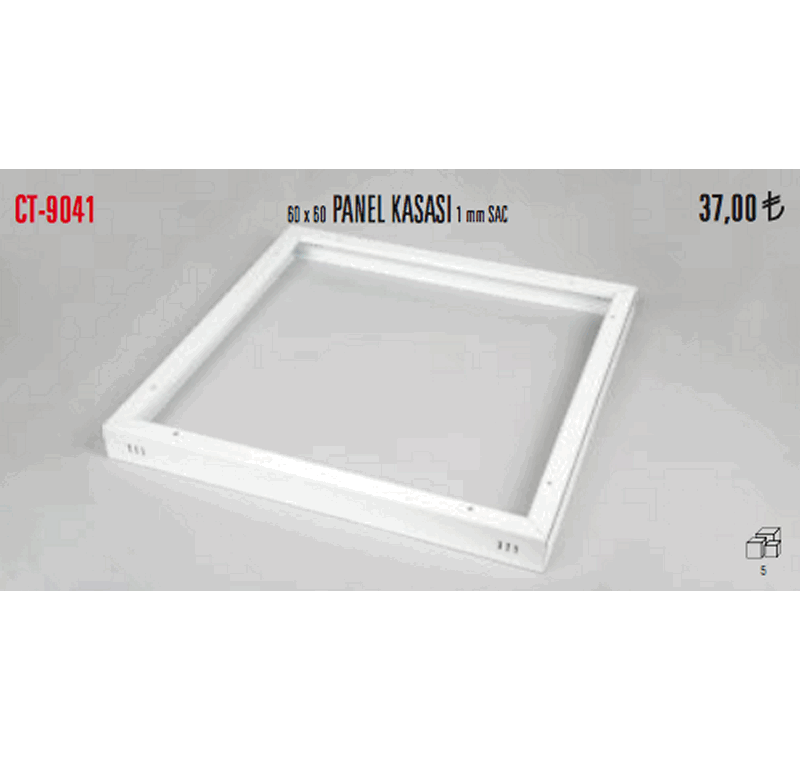 CT-9041 60*60 PANEL 1mm SAC -CT-9041 60*60 PANEL 1mm SAC