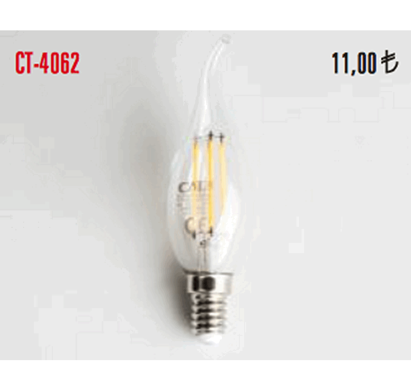CT 4062LED BUJİ AMPÜLLERİ 5W -CT 4062 LED BUJİ AMPÜLLERİ