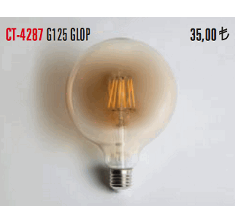 CT 4287 RUSTİK LED AMPÜL 6W -CT 4287 RUSTİK LED AMPÜLLER