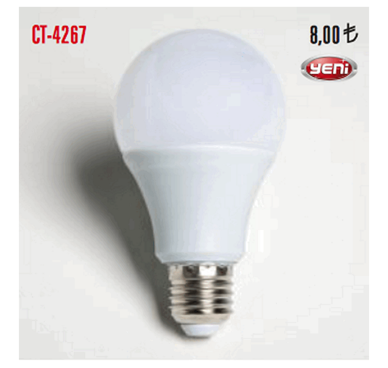 CT 4267 LED AMPÜL -CT 4267 LED AMPÜL