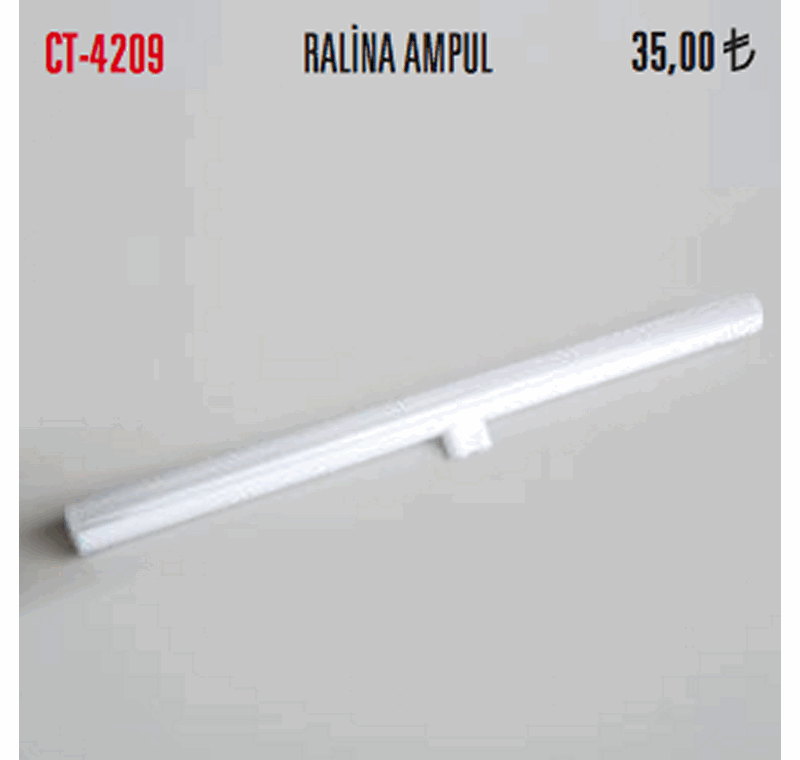 CT 4209 LED FLORESAN AMPÜLLER -CT 4209 LED FLORESAN AMPÜLLER