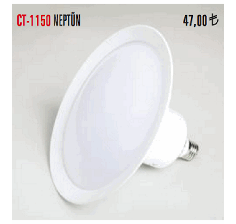 CT 1150  LED  AMPÜLLER -CT 1150 LED  AMPÜLLER