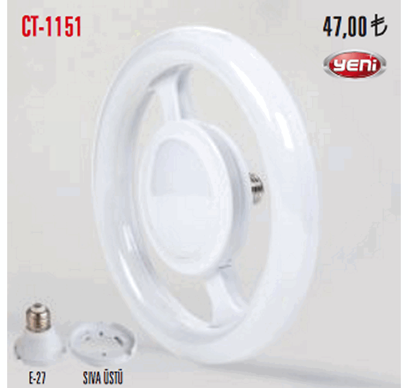 CT 1151  LED  AMPÜLLER -CT 1151 LED  AMPÜLLER